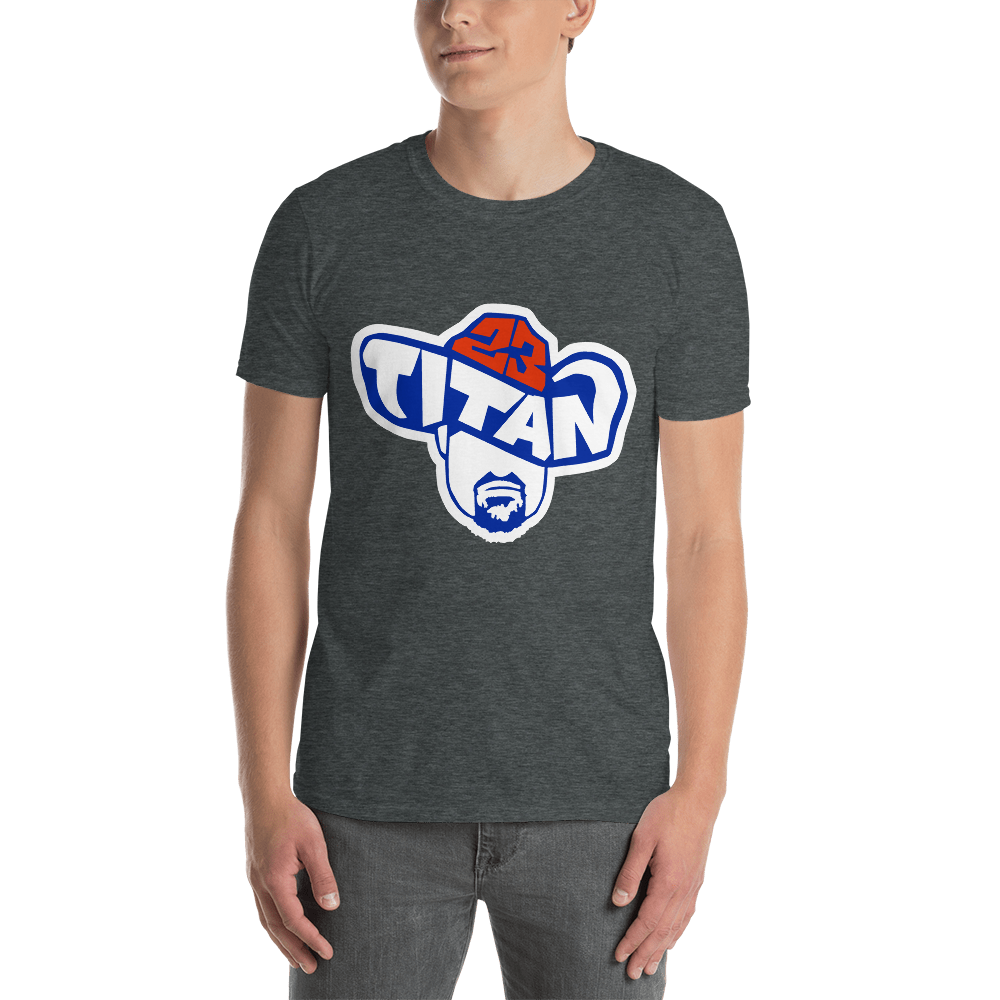 Titan23 Short-Sleeve Unisex T-Shirt