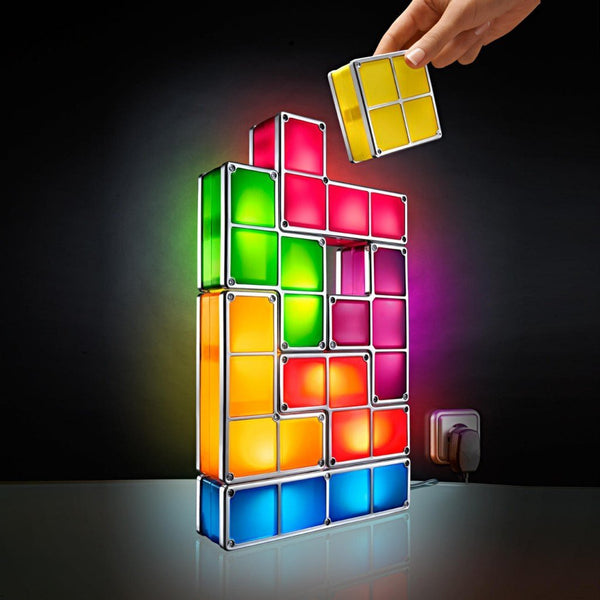 Blockspiel LED Lampe