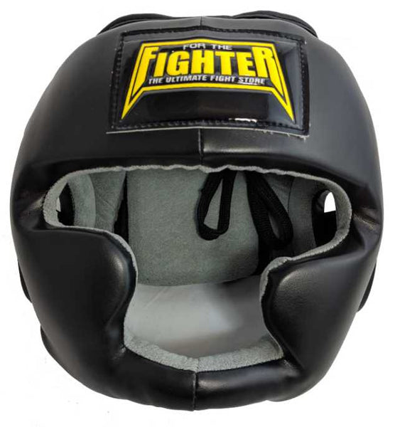 Protective Headgear - For The Fighter - Boxing BJJ MMA Muay Thai Equipment Store