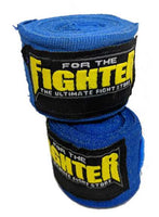 FTF Hand Wraps - For The Fighter - Boxing BJJ MMA Muay Thai Equipment Store