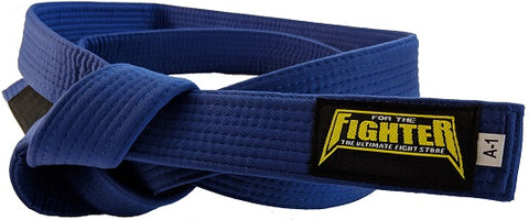 FTF Brazilian Jiu Jitsu Belts - For The Fighter - Boxing BJJ MMA Muay Thai Equipment Store