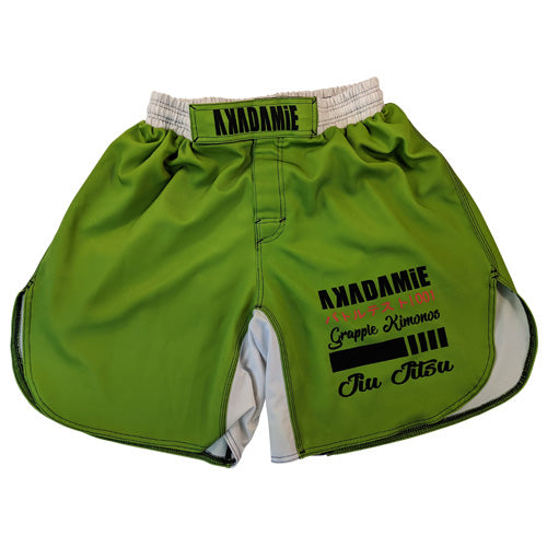 AKADAMiE 001 MMA Shorts - For The Fighter