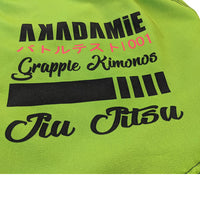 AKADAMiE 001 MMA Shorts - For The Fighter - Boxing BJJ MMA Muay Thai Equipment Store