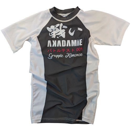 AKADAMiE 001 Rashguard - For The Fighter