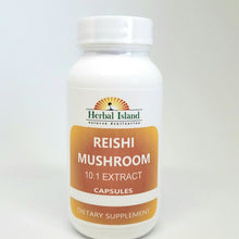 Load image into Gallery viewer, Organic Reishi Mushroom Extract 10:1 Capsules