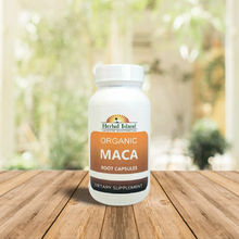 Load image into Gallery viewer, Organic Peruvian Maca 500 mg 120 Caps