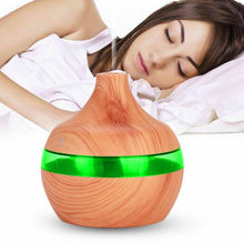 Load image into Gallery viewer, USB LED Humidifier and Aromatherapy Purifier