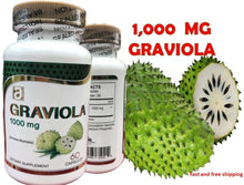 Load image into Gallery viewer, GRAVIOLA  Antioxidant Supplement