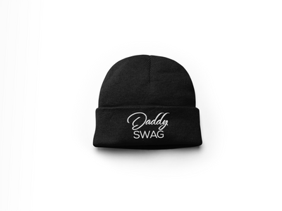 Daddy Swag Signature Beanie