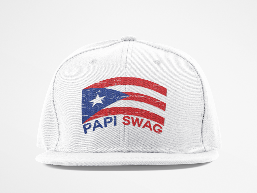 Daddy Swag Papi Swag Snap-back