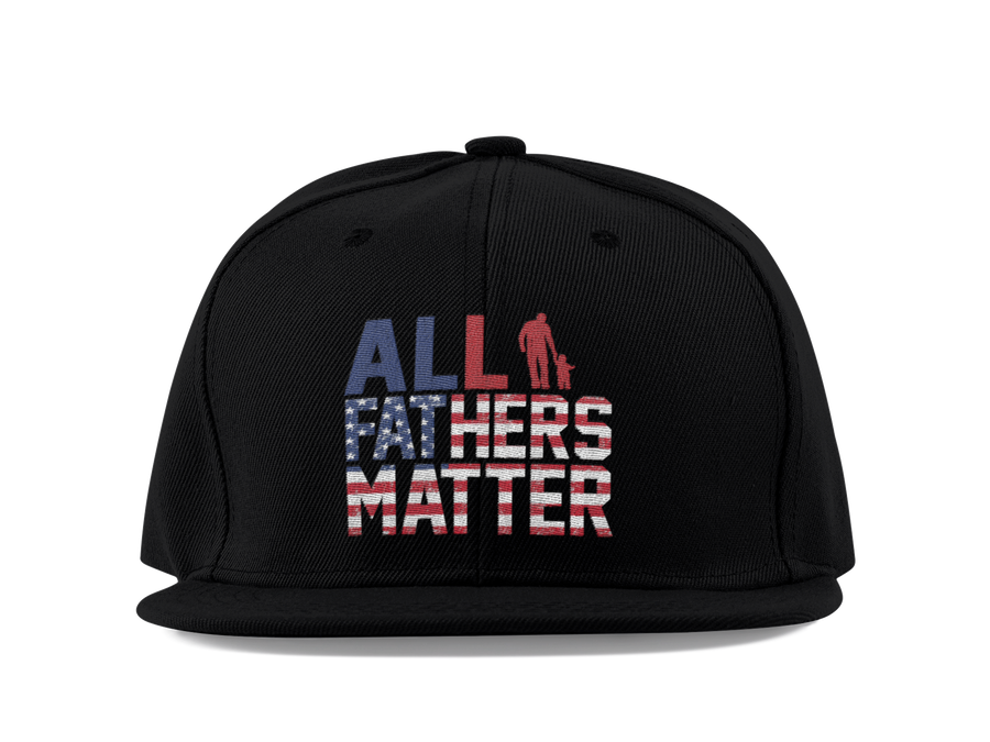 DADDY SWAG ALL FATHERS MATTER SNAP BACK HAT