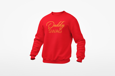 DADDY SWAG SIGNATURE SWEATSHIRT