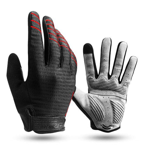 CoolChange AERO Shockproof Cycling Gloves - PeakCrusher