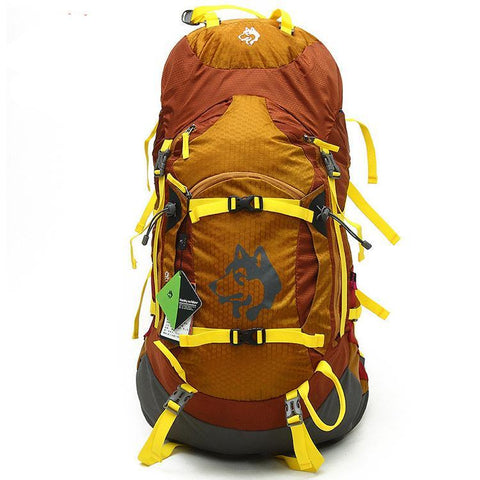 Jungle King Explorer 55L Pack - PeakCrusher