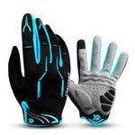 CoolChange OPTIC - Touchscreen Cycling Gloves - PeakCrusher