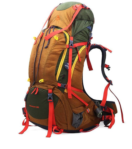 Jungle King Adventurer 80L Pack - PeakCrusher