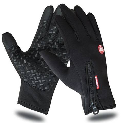 VictGoal Winter Waterproof Touchscreen Cycling Gloves - PeakCrusher