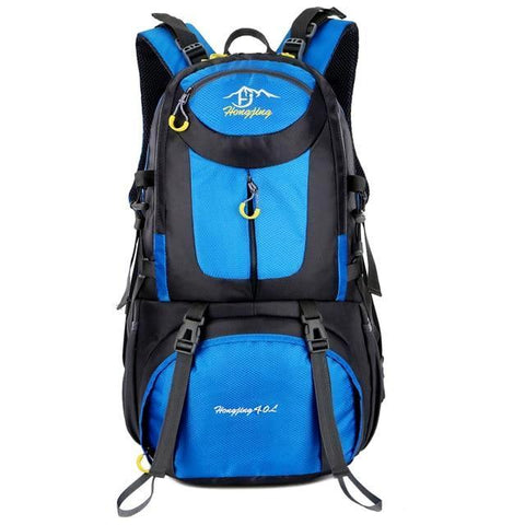 Scione 40-60L Hiking Backpack - PeakCrusher