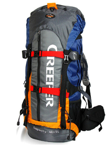 Creeper Volumetric 60L Pack - PeakCrusher