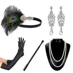 1920s Flapper Girl Accessories
