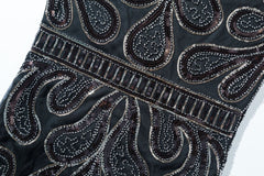 Roaring 20s Dress Sequin Art Deco Flapper Dresses
