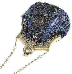 Women's Wedding Bead Sequin Evening Handbags