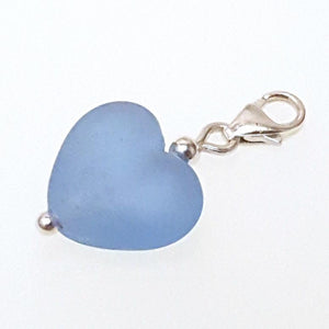 Harmony Collection - Cora Heart Clip on Charms a Charm from A Little Trinket