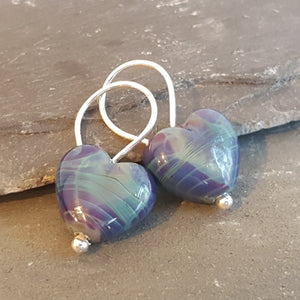 Noviomagus Collection - Cora Heart Earrings a Earrings from A Little Trinket