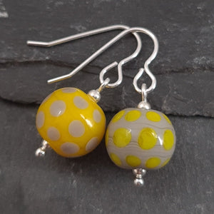 Polka Dotty Collection - Round Earrings 2021 Limited Edition a Earrings from A Little Trinket