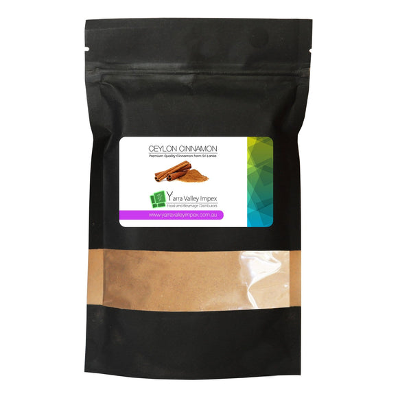 Natural Pure Ceylon Cinnamon Powder (Ground) - 100g