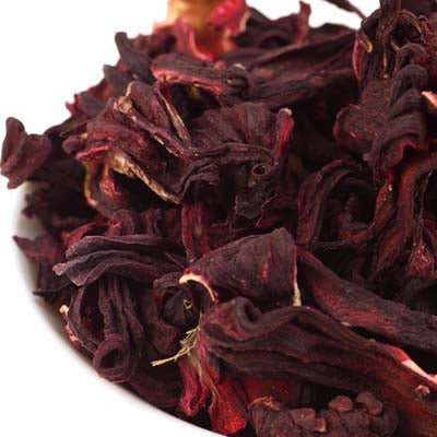 Pure Rosella Hibiscus Tea Leaves - Full Petals (W) - 240g