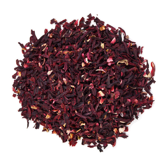 Pure Rosella Hibiscus Loose Tea Medium Cut (M) - 240g