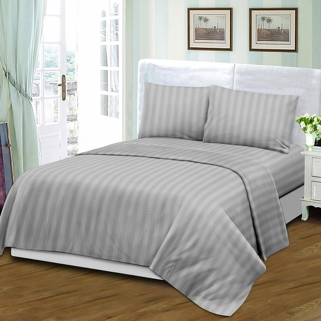 4 PC Patterned Sheet Set - Grover Essentials