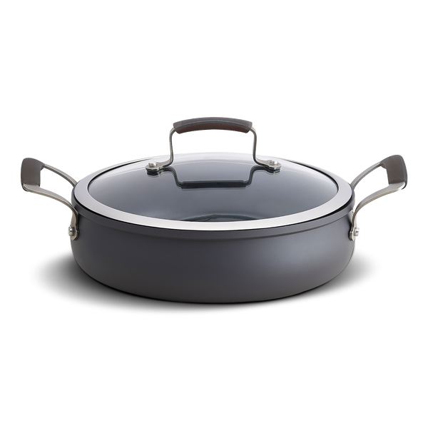 4qt Covered Sauteuse