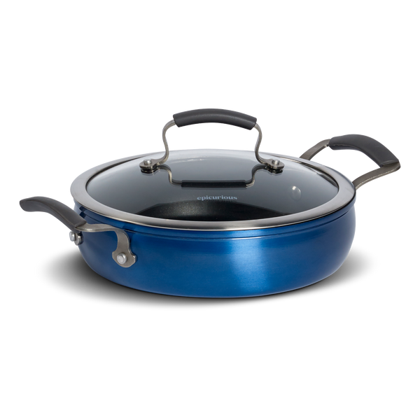 3qt Covered Sauteuse