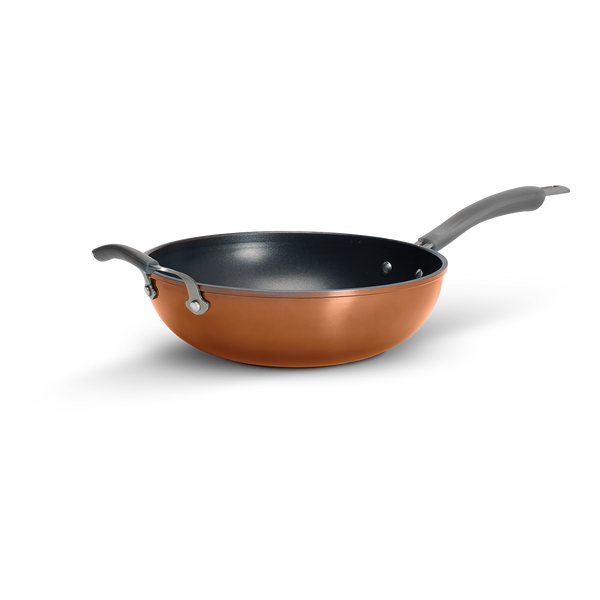 "11"" Stir Fry Pan With Assist Handle"