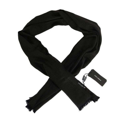 Green Cashmere Men's Scarf