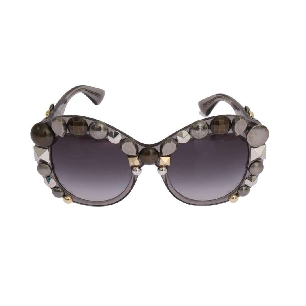 Gray Butterfly GOLD EDITION Sunglasses