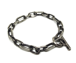 Industrial Chain Bracelet