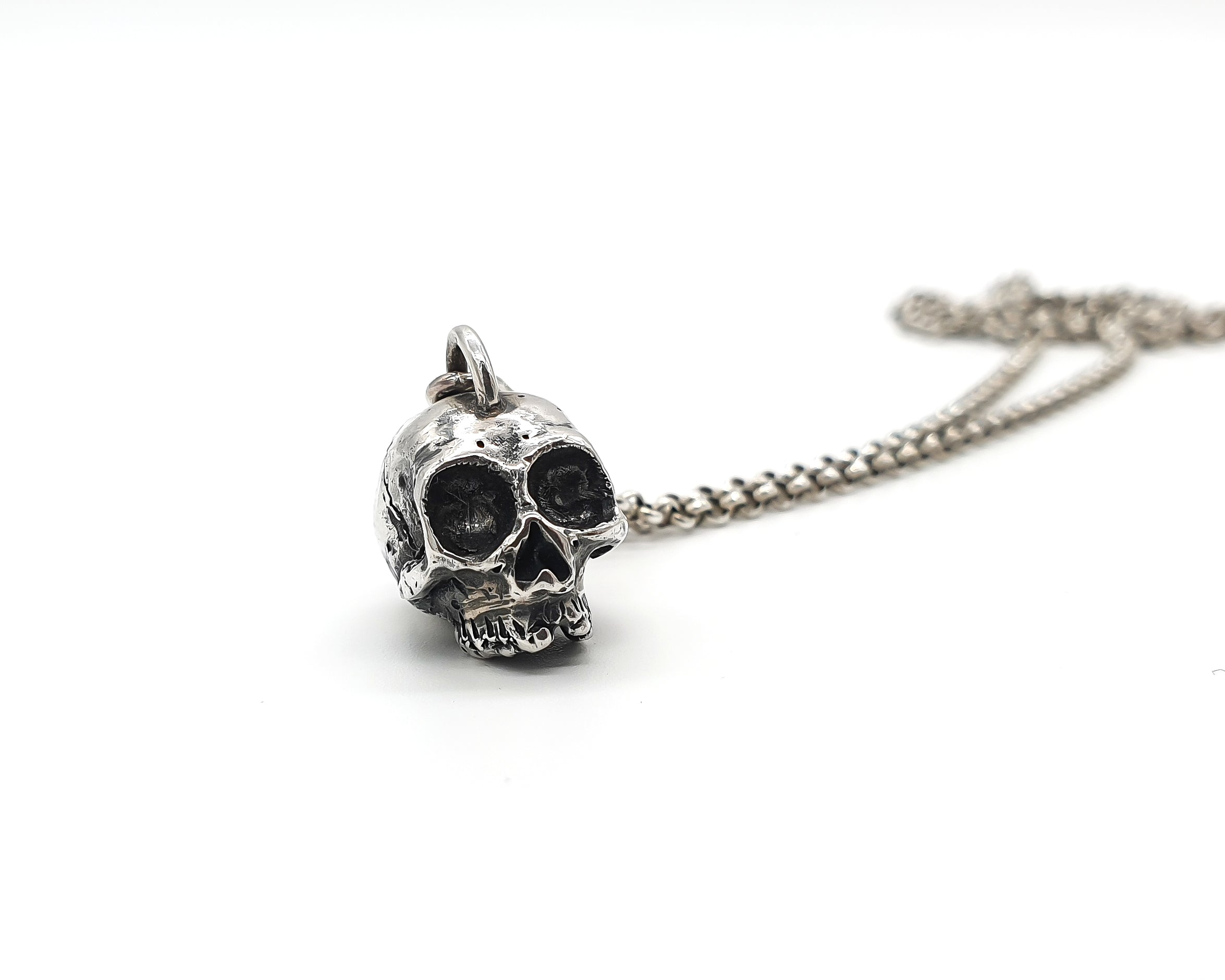 Cranium Necklace