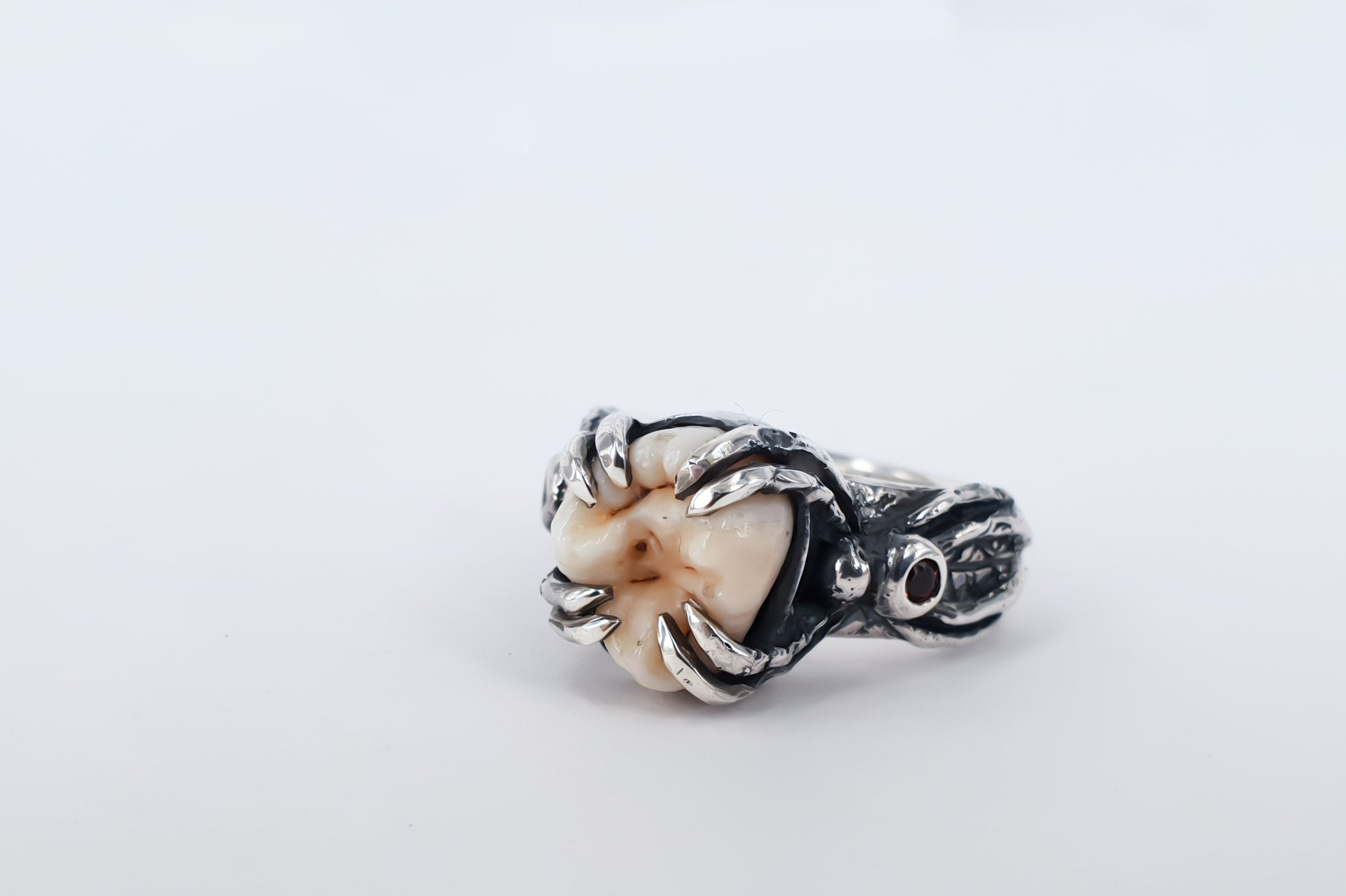 Spider Bite Ring