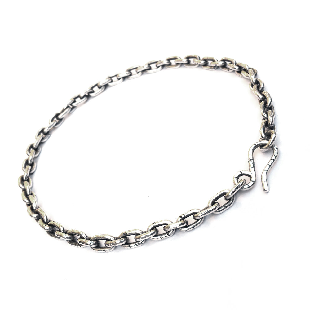 Rustic Anchor Chain Choker