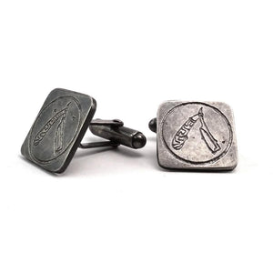 Cutthroat Cufflinks