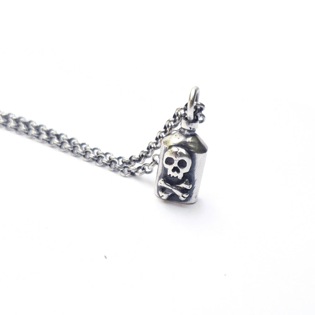 Poison Bottle Necklace