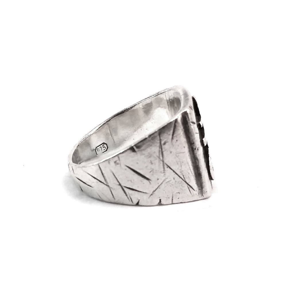 Leviathan Cross Ring