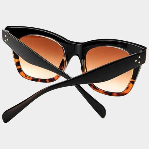 Off Duty brown black sunglasses