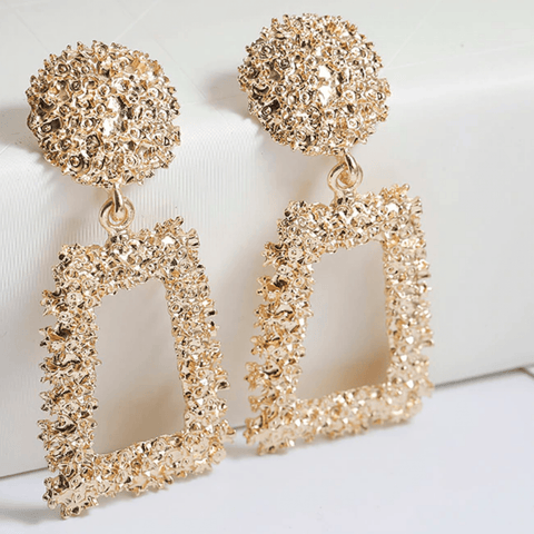 Indian Gold Earrings