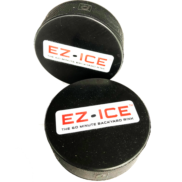 EZ ICE Hockey Puck - single puck