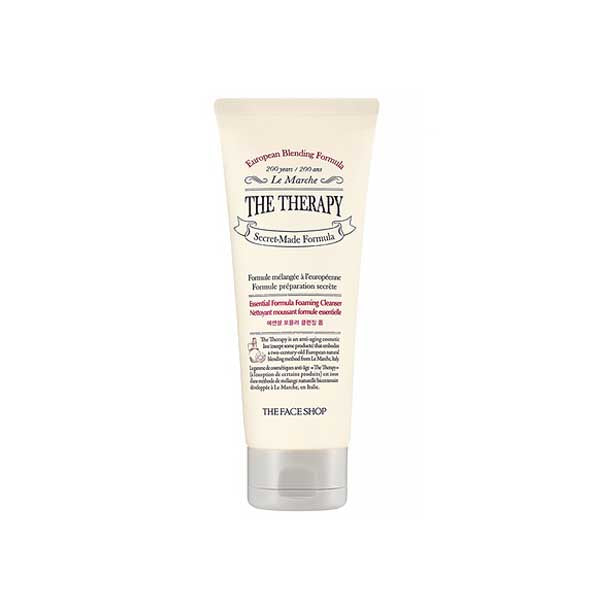 [THE FACE SHOP] The Therapy Essential Formula Foaming Cleanser 150ml