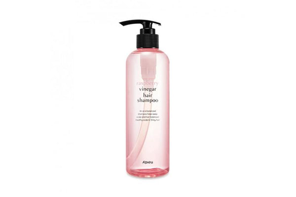 APIEU Mask / Treatment SHAMPOO [A'PIEU] RASPBERRY VINEGAR HAIR SHAMPOO / MIST / TREATMENT / VINEGAR 200ml / VINEGAR 400ml